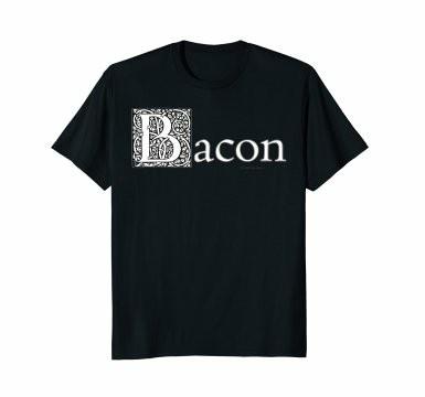 Fancy Bacon Funny T-Shirt